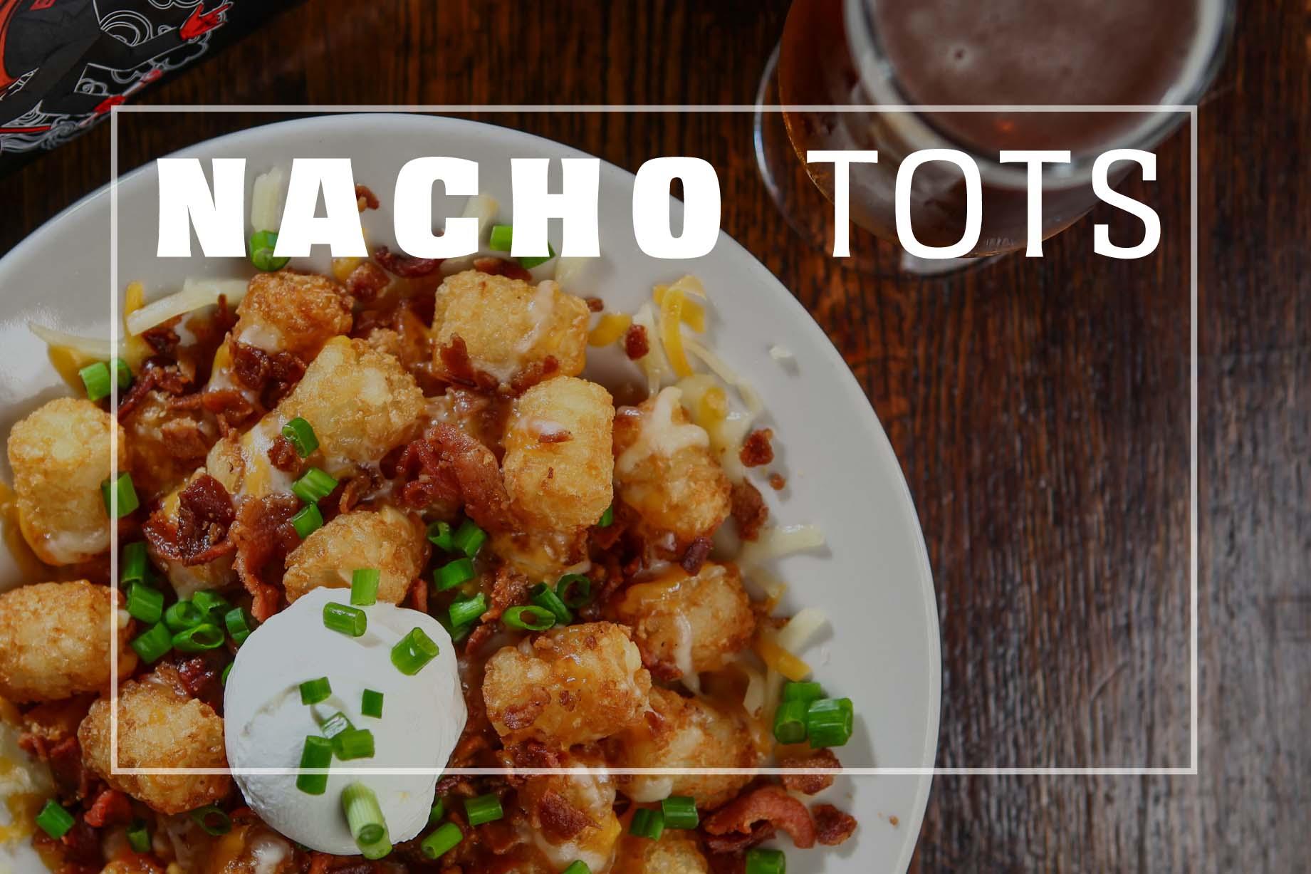 Nacho Tots